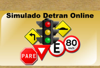 Iniciar Um Simulado do Detran Online Aprenda