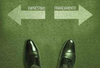 Conheça a Diferença Entre Financiamento e Empréstimo