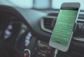 Saiba como baixar o aplicativo CNH Digital para evitar pagamentos de multas de trânsito.