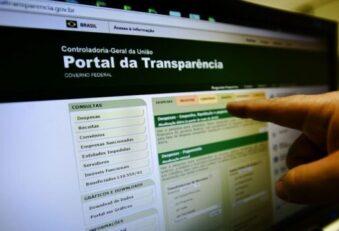 Conheça o passo a passo para fazer consultas no Portal da Transparência.