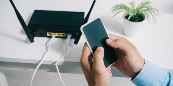 Como Trocar a Senha do Wifi