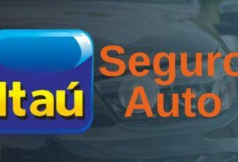 Seguro Auto Itaú – Conheça Agora o Melhor Seguro do Mercado!