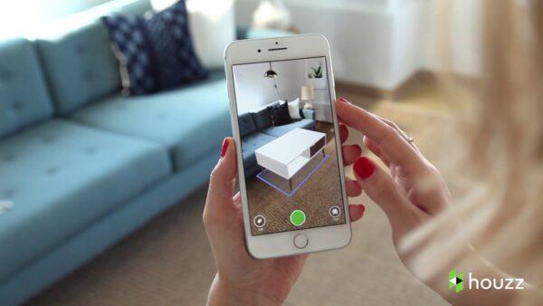 Realidade Virtual em Iphone