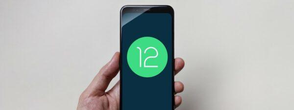 Versão Beta do Android 12